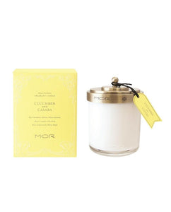 Cucumber & Casaba Fragrant Soy Candle