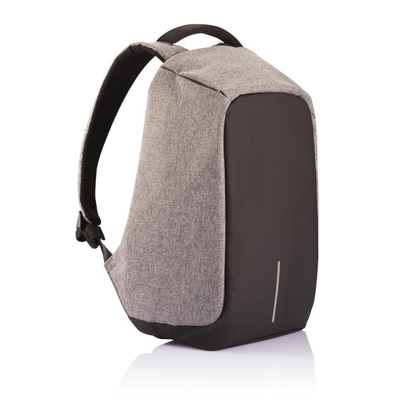 Bobby - Anti-Theft Backpack in Grey