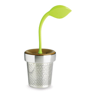 BPA-free Tea leaf tea infuser