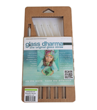 Glass Bend Drinking Straw (Set of 4)