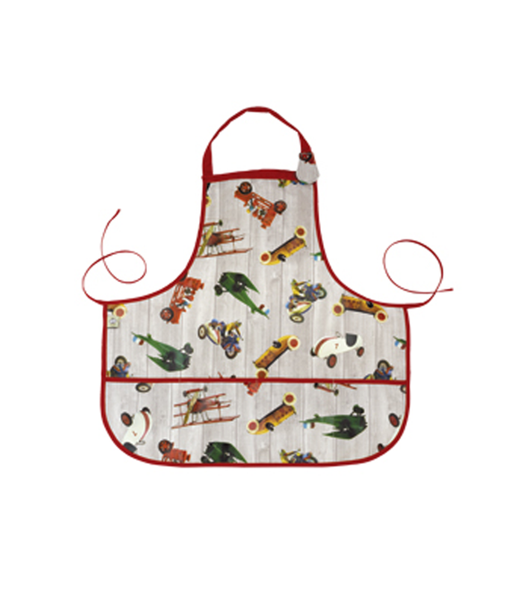 Lead-free Wind Up Toy Kid Apron