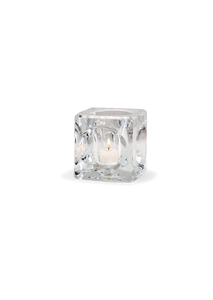 Ice Votive Candle Holder