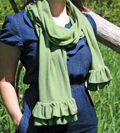 Organic Cotton and Soy Scarf - Friller