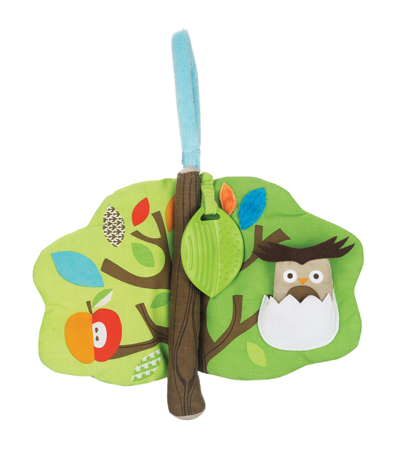 Treetop Friend Soft Activity Book