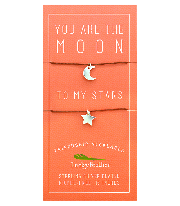 Moon to my Stars Necklace Set