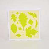TerraSkin Inkless Greeting Card