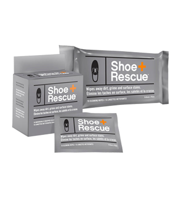 ShoeRescue Cleaning Wipes