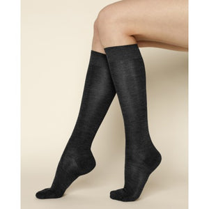 Silk & Cotton Kneehighs