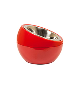 Hing Dome Bowl - Red