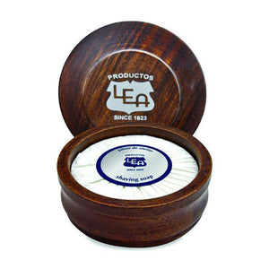 Classic Shaving Soap with Wooden Bowl