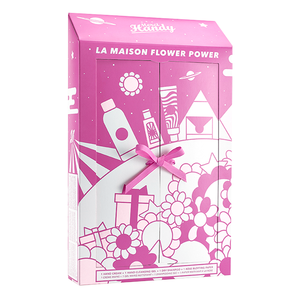 La casa Flower Power  - Merci Handy