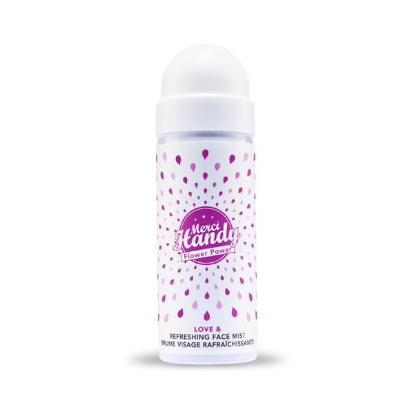 Foto Spray viso rinfrescanti Flower Power - Merci Handy