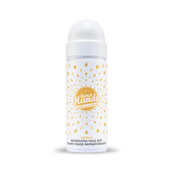Hello Sunshine spray viso - Merci Handy