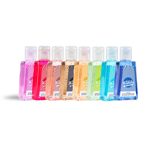 foto Gel detergenti mani : flower power, chérie cherry, lollipop, black vanilla, hello sunshine, oh my Lemon, coco Rico, new wave