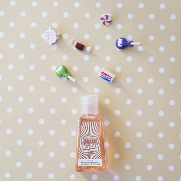 Lollipop gel detergenti mani - Merci Handy