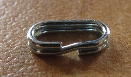 .315 Oval Split Ring