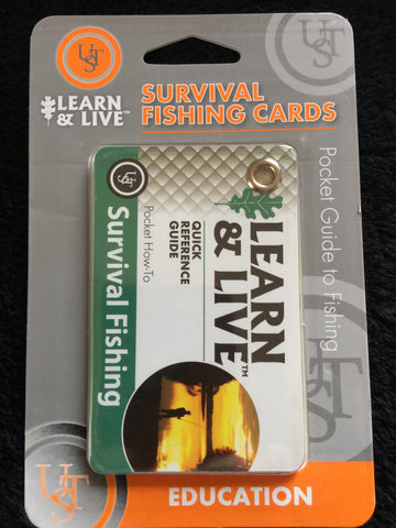 Survival Fishing cards L&L