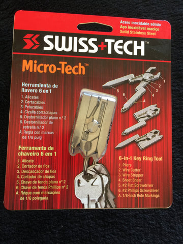 Swiss Tech micro-tech 6-1