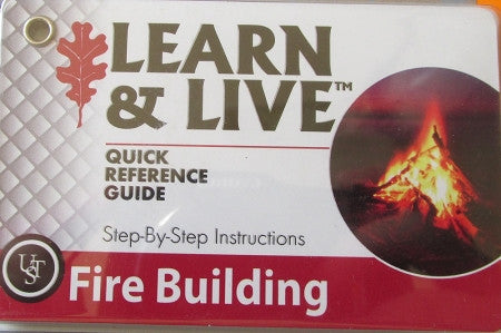 Fire Building Cards