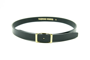 "THOMAS WAGES 1"" Conway Belt, Black"