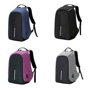 HOT SALE Backpack Anti-theft External USB Charge