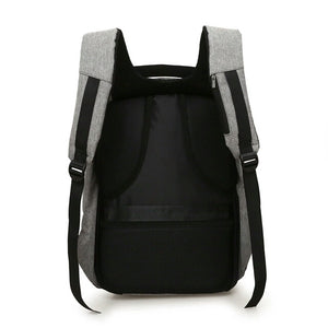 School Travel Backpack Anti-Theft