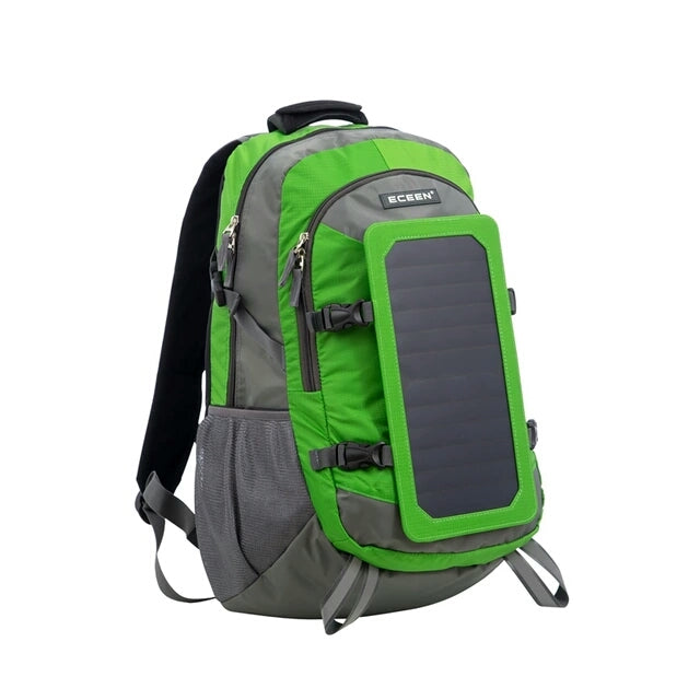 36L backpack 7W Solar Power