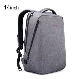"14"" - 17"" Backpack anti-theft External USB charge"