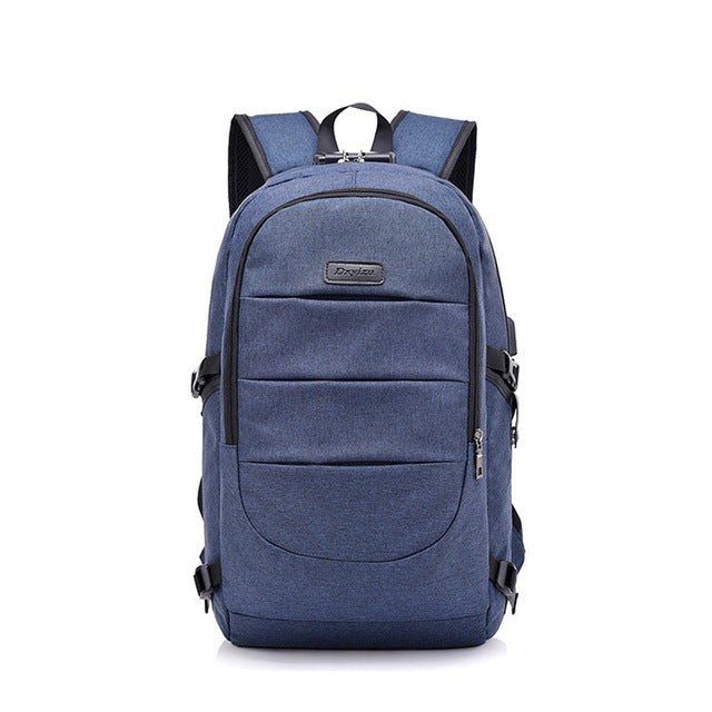 Laptop Backpack External Usb Charge