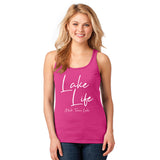 Lake Life - Mark Twain Lake Ladies Tank Top