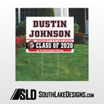 COMMUNITY R-VI CLASS OF 2020 PERSONALIZED YARD SIGN