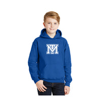 Youth Mark Twain Tiger Hooded Sweatshirt