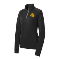 Van-Far Women's 1/4 Zip Pullover