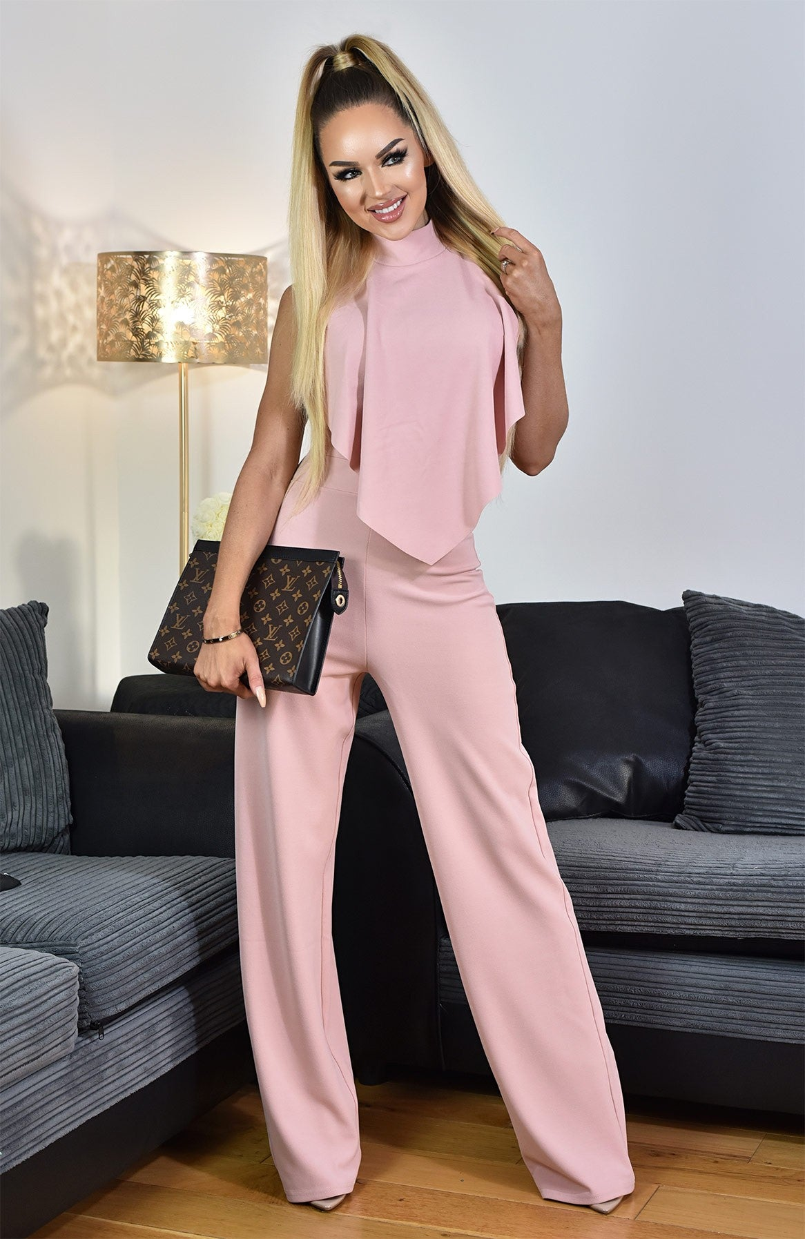 Miss. Jessica Jumpsuit