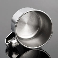 WEEKLY DEAL - 100ML Portable Outdoor Travel Stainless Steel Camping Mug
