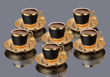 WEEKLY DEAL - 12 Pieces Turkish Coffee Cups