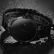 2018 Fashion Large Dial Military Quartz Men Watch
