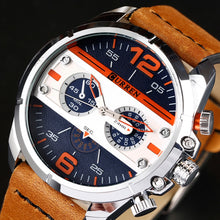 WEEKLY DEAL - CURREN Warrior Military Watch