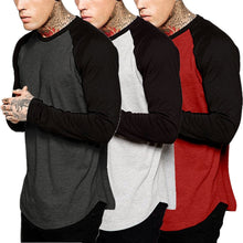 WEEKLY DEAL - Premium Long Sleeve Raglan Shirt