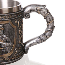 WEEKLY DEAL - Viking Skull Coffee Beer Mug