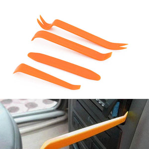 WEEKLY DEAL - 4Pcs Portable Auto Car Radio Panel Door Clip