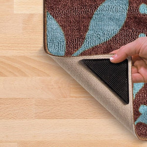 WEEKLY DEAL - Reusable Washable Rug Carpet Mat Grippers