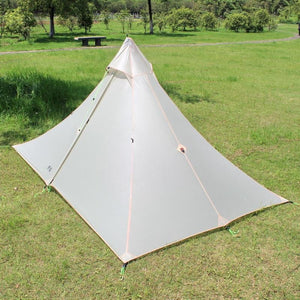 WEEKLY DEAL - ASTA High Quality Silicone Pyramid Tent