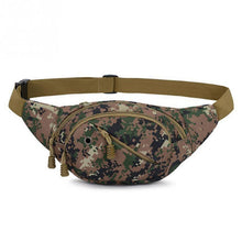 WEEKLY DEAL - Camouflage Outdoor Portable Reusable Waterproof Waist Bag