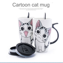WEEKLY DEAL - Cat Ceramic Mug
