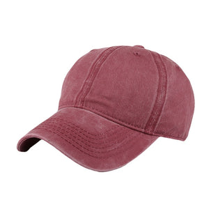 WEEKLY DEAL - Canvas Baseball Cap
