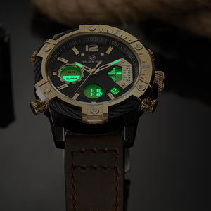 WEEKLY DEAL - GOLDENHOUR Field Military Watch