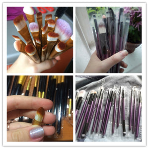 WEEKLY DEAL - 20/PC Professional Makeup Brush Set