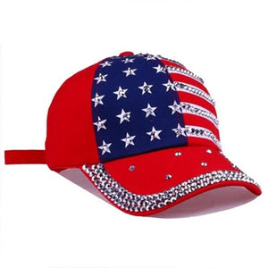 WEEKLY DEAL - Genbitty American Star Baseball Cap