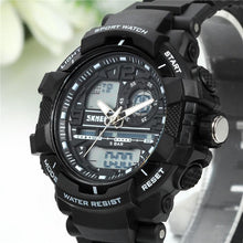"WEEKLY DEAL - SKMEI ""PREDATOR"" Hardened Military Shock Watch"